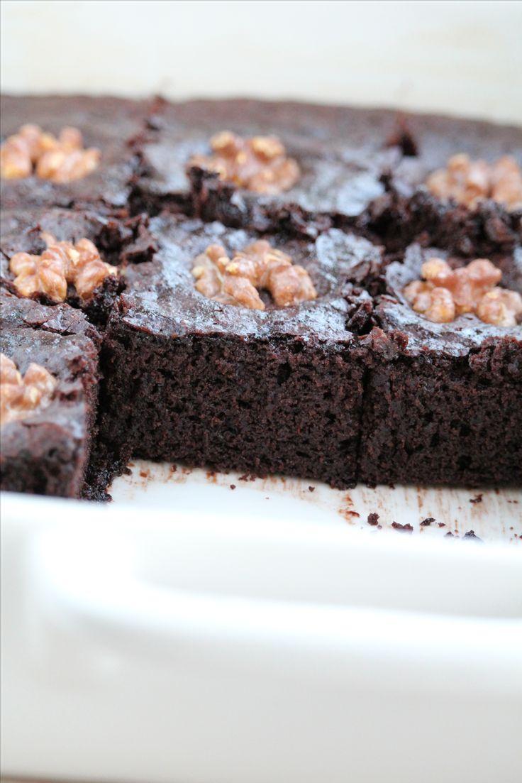 Vegan Brownies #myallrecipes #allrecipesallstars
