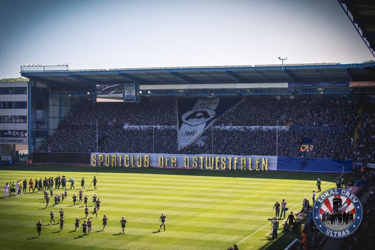 33. Spieltag DSC Arminia – Union Berlin | LOKAL CREW ULTRAS