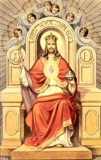 Liturgical Year : Solemnity of Christ the King : November 25, 2012 - Catholic Culture