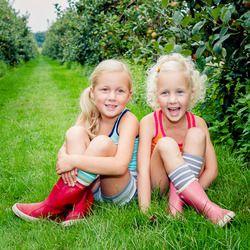 Tweeling meisjes