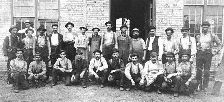 Homestead Steelworkers