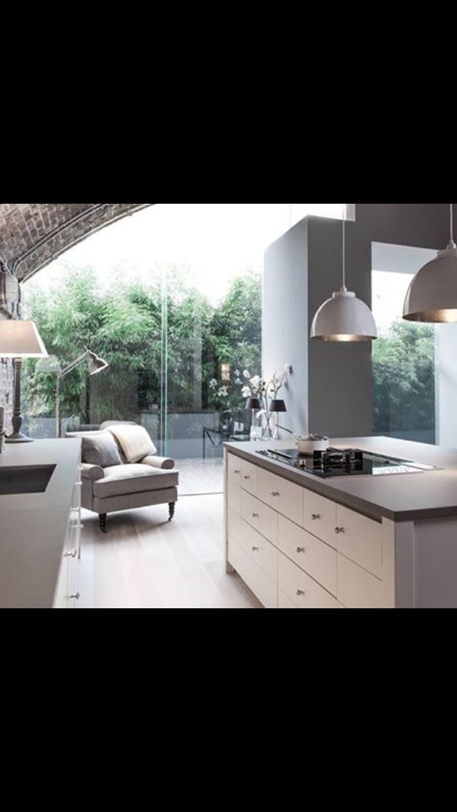 Kitchen inspiration - island