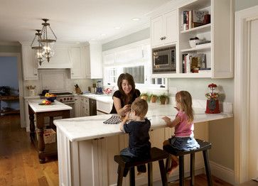 Schoen A House In The Hamptons Traditional Kitchen San Francisco Mahoney Architects And