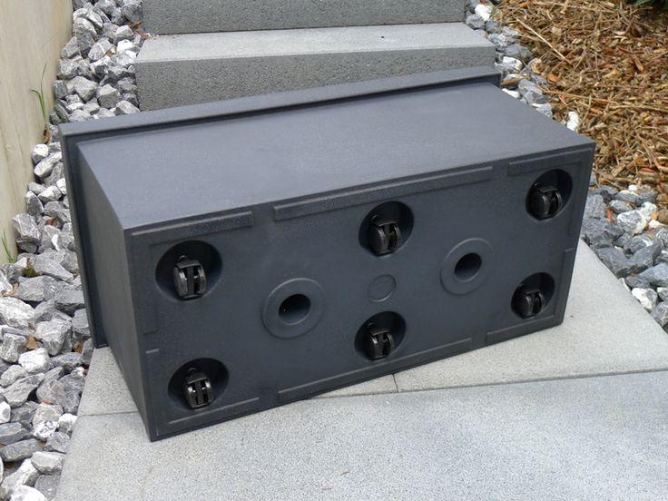 Die besten 25+ Pflanztröge Ideen auf Pinterest Pflanzkübel außen - pflanzkubel aus beton gestalterische highlights