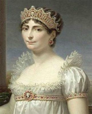 Empress Josephine de Beauharnais Bonaparte