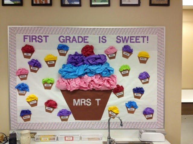 First Grade is Sweet! (Mrs. T's First Grade Class)