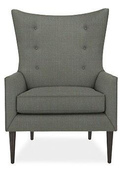 Louis chair, Room & Board