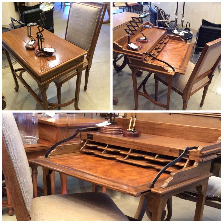 This 'Sholy' writing desk with a leather inlay, is made from white cedar timber with a top that folds in to hide the work away when the weekend begins! Available at Trilogy for $1095.
