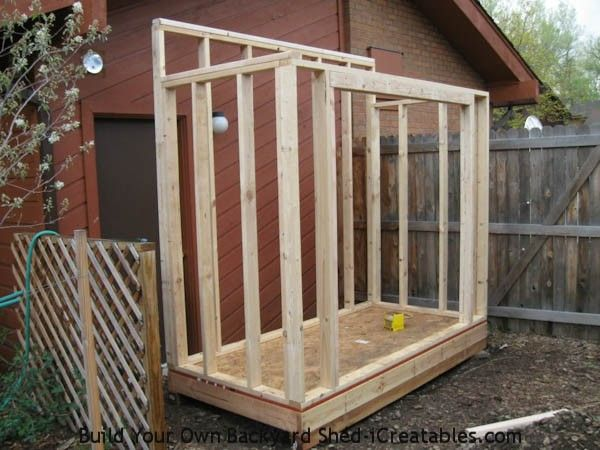 Tool Shed Plans Diy