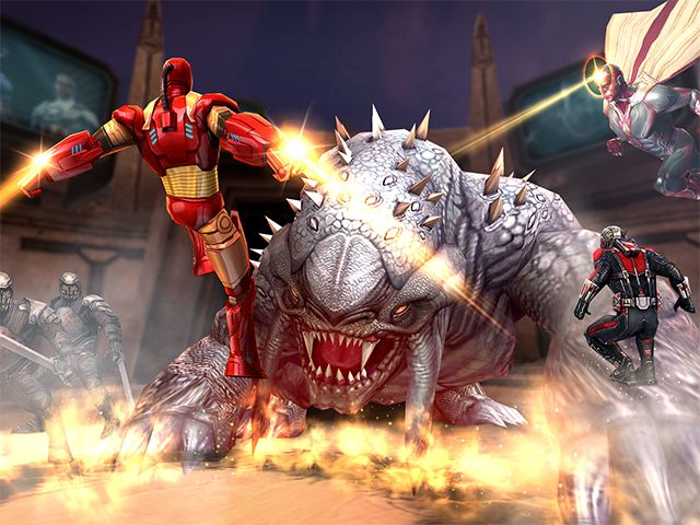 Marvel Future Fight Receives Agents of S.H.I.E.L.D. Update