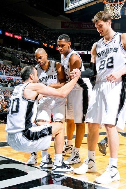 NBA UK - San Antonio Spurs 2013/2014 TEAMWORK - …