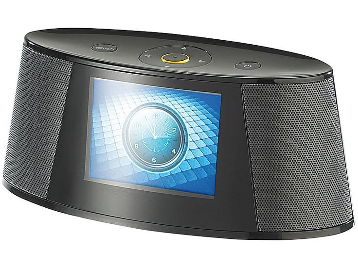 auvisio Multimedia-Player mit Internet-TV- & -Radio