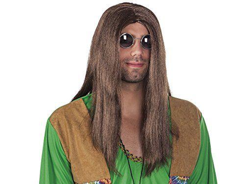 Perruque synthétique Accessoire idéal pour déguisement Homme ados garcon Nombreux modèles en Boutique Courtes, longues, colorées,…
