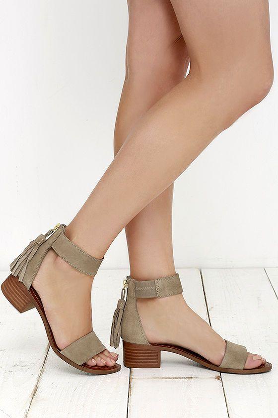 Sandals Office Nude Time 3 Strap Block Heel 92Ez3S35 Vogue Living