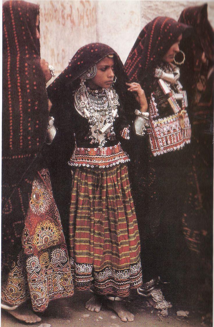 Haute couture tribale