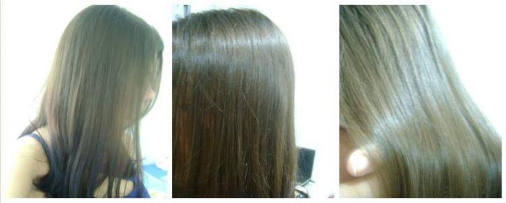 como clarear o cabelo com camomila