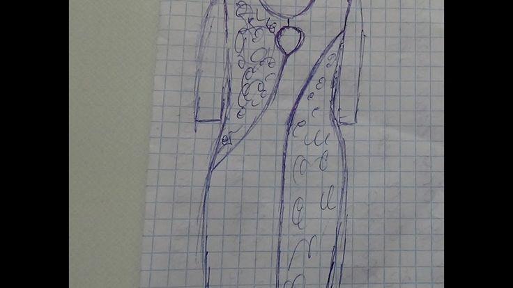подгонка основы платья под снятые мерки,моделирование ассиметричных рель...