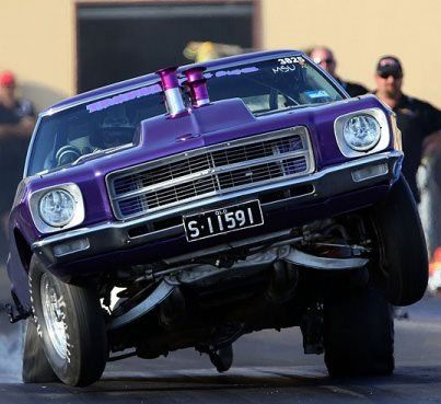 Holden - What a torque monster!!! Muscle from the Land of Oz...