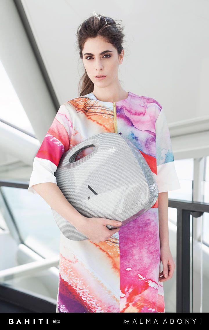 Designer: Alma Abonyi Photo: Attila Olah Photography Hair: Zsanett Fábián (Follow The White Rabbit) MUA: Eszter Magyar Makeup Artist Styling: Barbara Urbanyi Models: Dorina & Jackson ( VM Model) Clothes: Virag Kerenyi