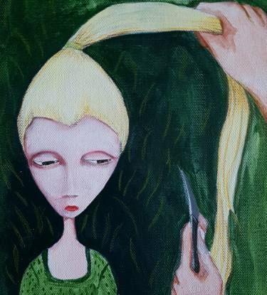 The magic brush (Illustration)