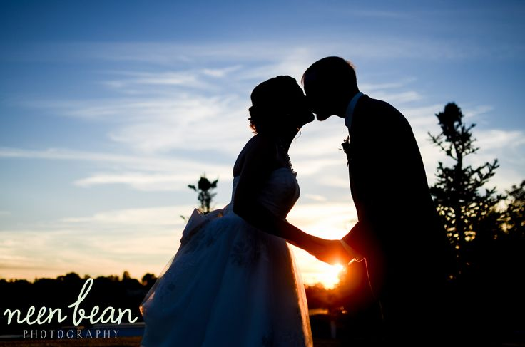 sunset | fall wedding | bride and groom | #neenbeanphotography