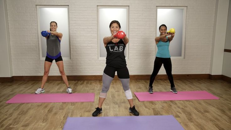 Abs, Arms, and Legs: This 20-Minute Kettlebell Workout Targets It All: If you only have 20 minutes to exercise, then we highly suggest that this is the workout you choose.