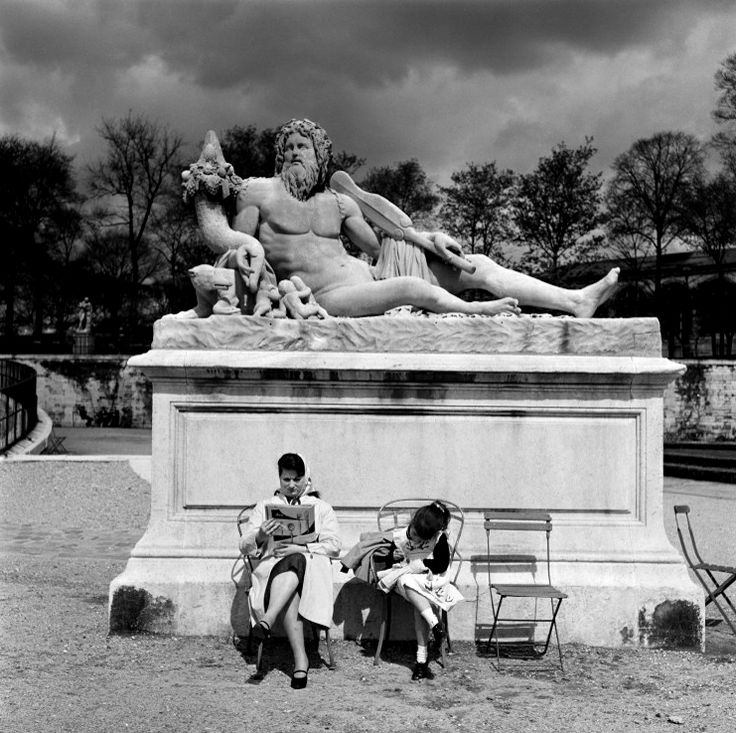 Tuileries Paris Photo: Kees Scherer