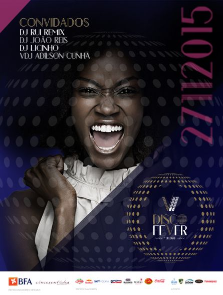 Disco Fever VII Luanda