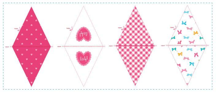 Lees onze blog en maak je eigen lief! slinger van papier. http://www.lieflifestyle.nl/nieuws/DIY-papieren-slinger/ - lief! lifestyle | Make your own paper lief! garland, do it yourself #DIY - lief! lifestyle