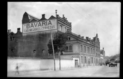 [Fábrica de cerveza Bavaria (Bogotá, Colombia]. Foto 4 | banrepcultural.org