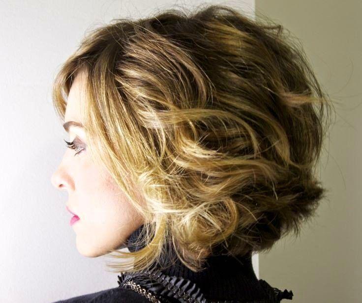 Hottest Short Wavy Hairstyles 2015