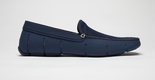 The perfect rain shoes for men! Rubber loafers!