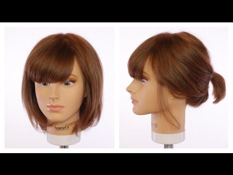 Girls Back to School HairCut Tutorial Step by Step - TheSalonGuy