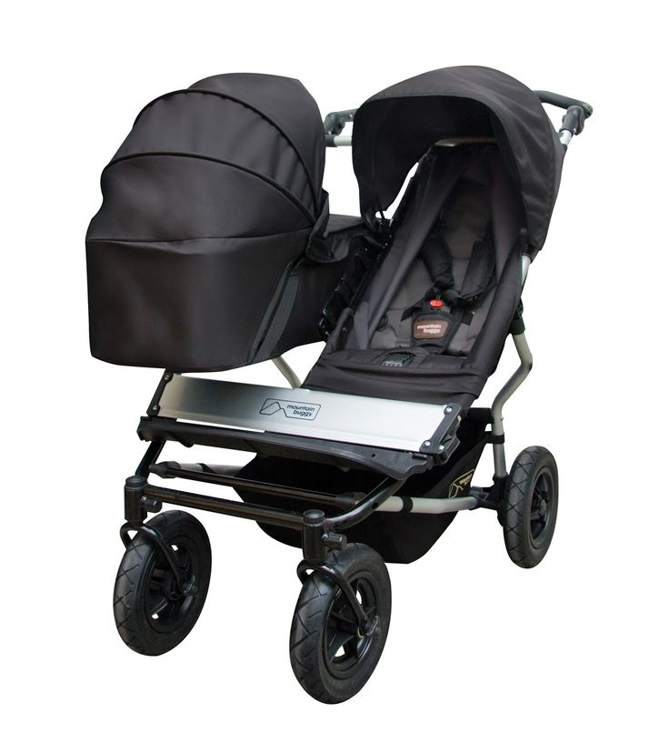 5 Best Double Strollers > Mountain Buggy Duet