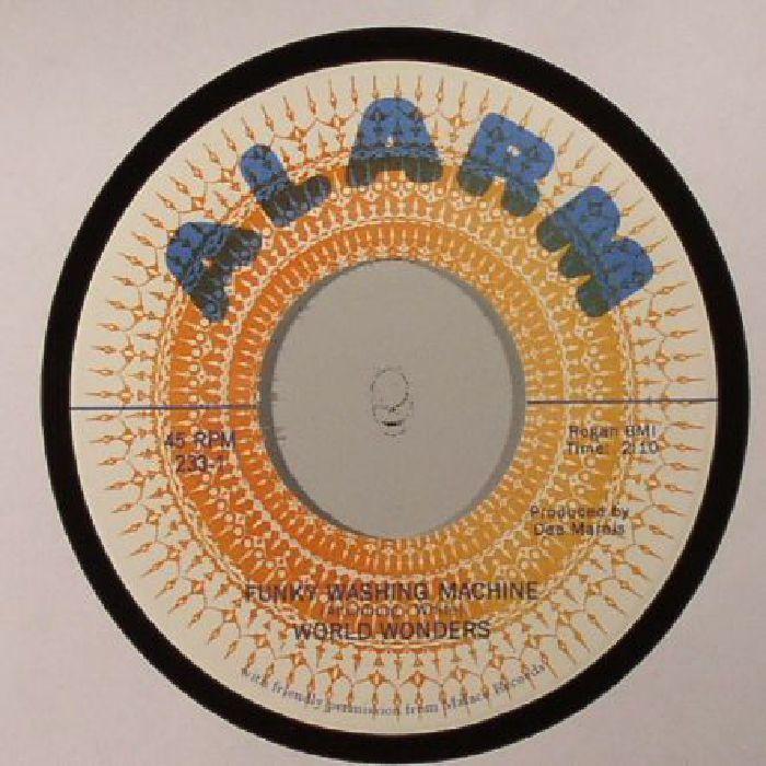World Wonders - Funky Washing Machine (Tramp) #music #vinyl #musiconvinyl #soundshelter #recordstore #vinylrecords #dj #SoulJazz