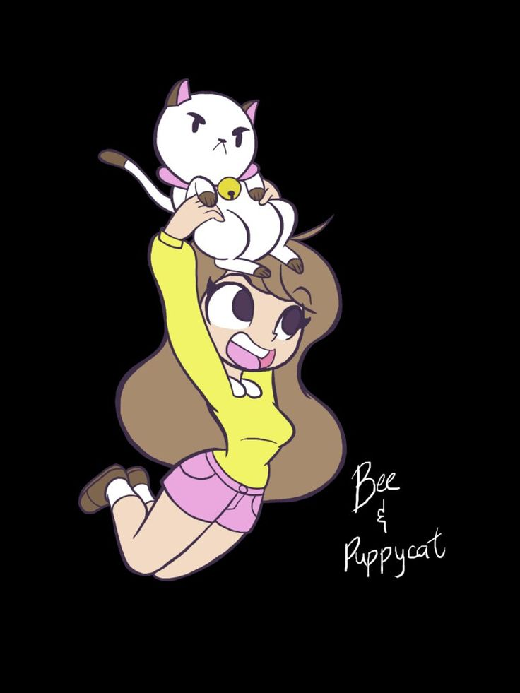 bee and puppycat wallpaper - Buscar con Google