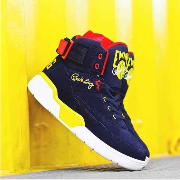 Patrick Ewing Sneakers Perfect Condition Like New Still have shoe box! Patrick Ewing Shoes Sneakers