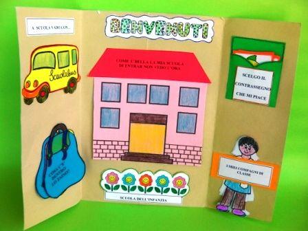 1000 images about accoglienza on pinterest for Lavoretti creativi per accoglienza scuola infanzia