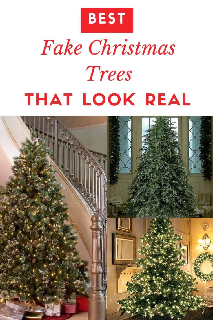 15 Best Fake Christmas Trees 2020 That Look Real Fake Christmas Trees Real Looking Christmas Trees Best Artificial Christmas Trees,Built In Bookshelf Ideas