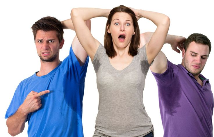 How to Deal With Excessive Sweating in Summers