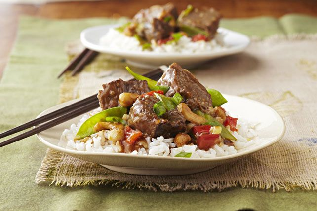Slow-Cooker Asian-Style Beef Recipe