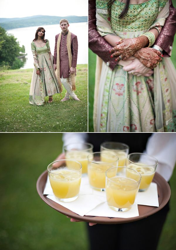 I love the idea of an outfit like this for the Mehndi party    http://www.snippetandink.com/photo-features/coed-mendhi-party-ideas/