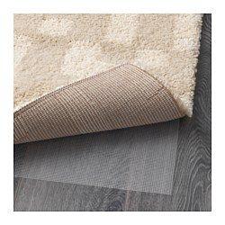 IKEA - FAKSE, Teppich Langflor, Der dicke, dichte Flor ist kuschelig an den Füßen und wirkt gleichzeitig geräuschdämpfend.Aus Synthetikfasern und daher robust, fleckabweisend und leicht zu reinigen.