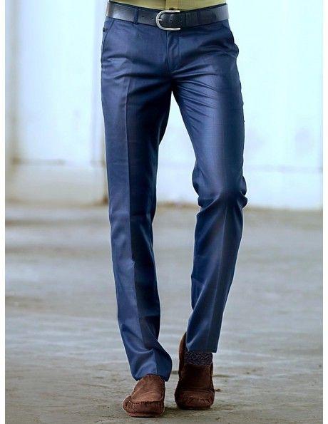 Buy Navy Blue Formal Trouser. http://www.bharatplaza.com/mens-wear/trousers.html