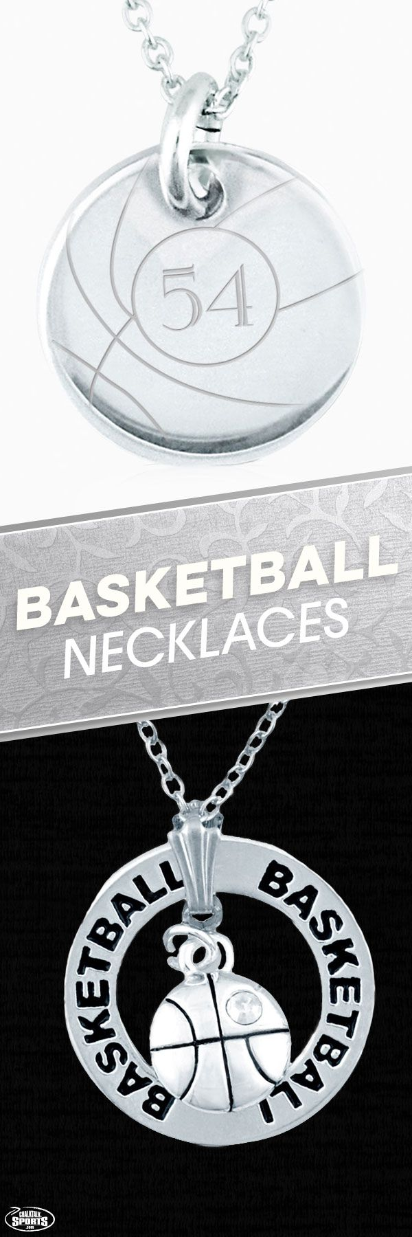 100 best basketball gifts images on pinterest basketball gifts take your love of basketball wherever you go with a sterling silver necklace personalize your basketball necklace with an engraved message or number negle Choice Image