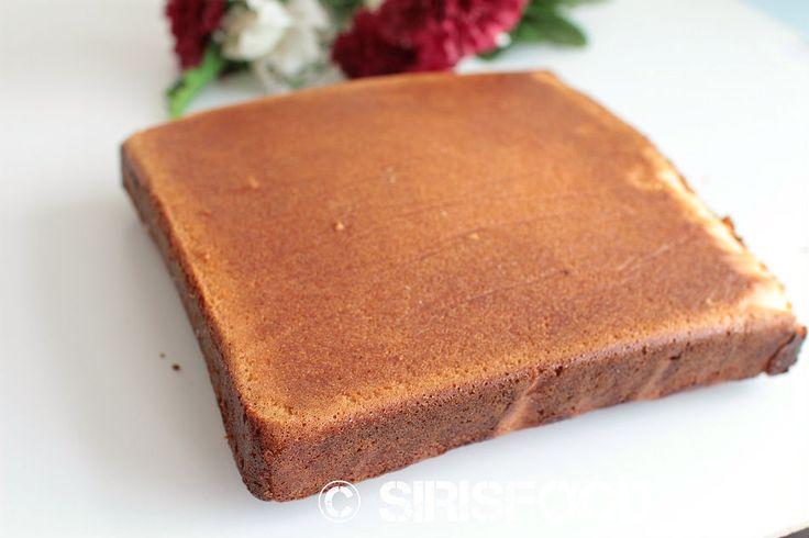 Basic Sponge Cake Recipe South Africa