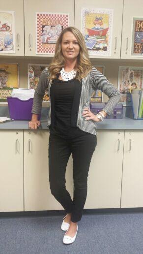 Black and White Teacher Clothing Blog