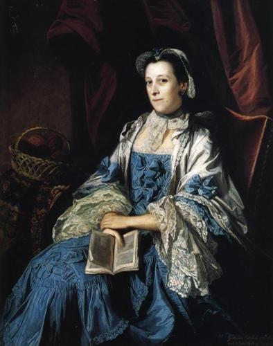Gertrude, Duchess of Bedford - Joshua Reynolds