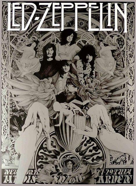 rock poster | Tumblr