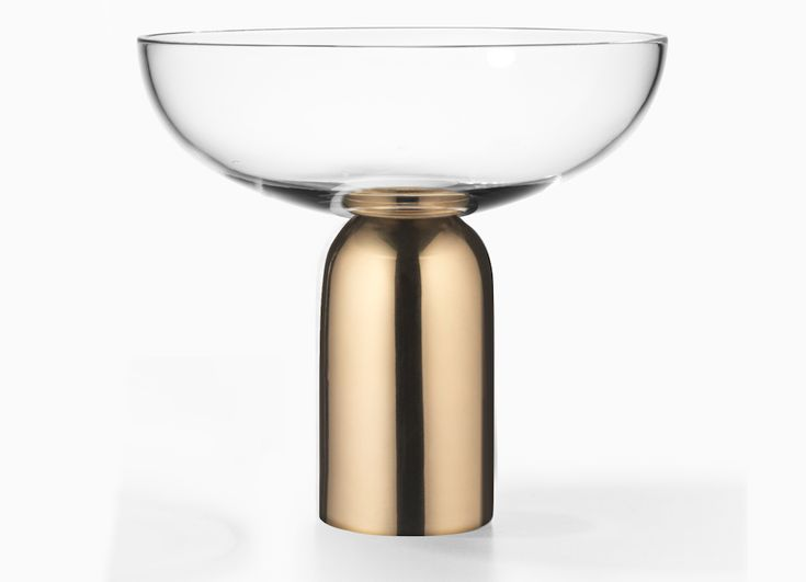 Glass On Brass   Champagne Coupe | #LeeBroom